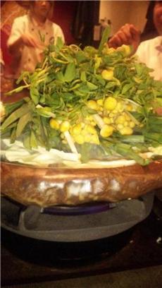 ホルモン堂鍋2