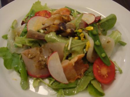 Le Pignon サラダ2