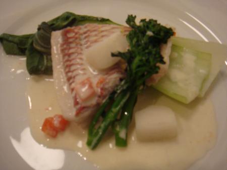 Le Pignon 魚
