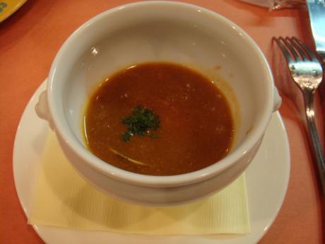 地中海スープ