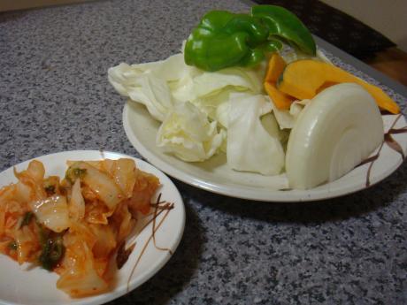 ありい亭野菜