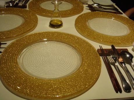 ジャルディーノお皿