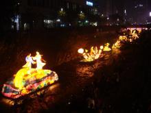 韓国清渓川4