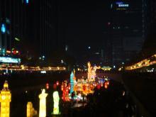 韓国清渓川1