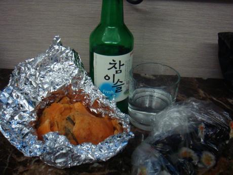 韓国チヂミ