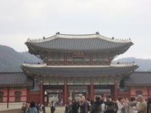 韓国景福宮門