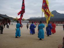 韓国交代式