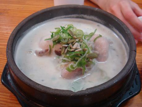 韓国サムゲタン