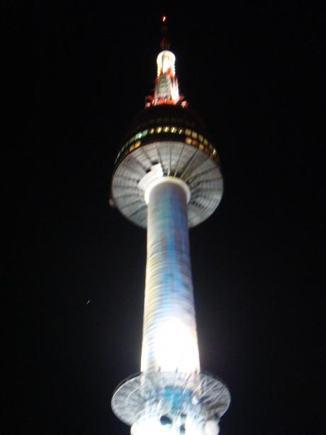 韓国Nソウルタワー2