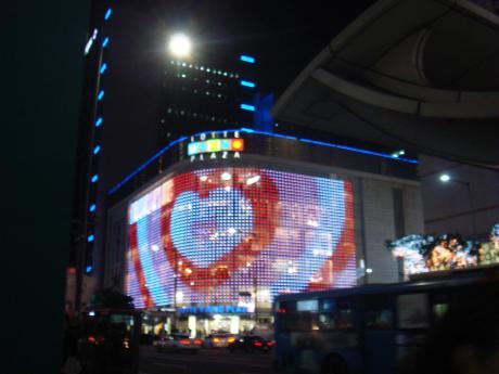 韓国Nソウルタワー5