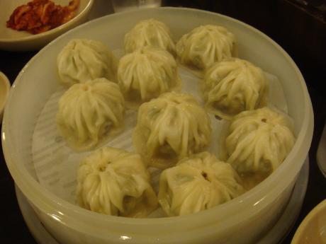 韓国餃子1