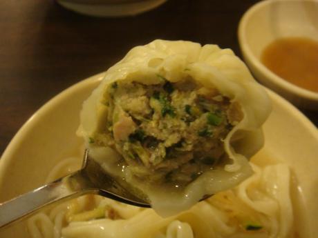 韓国餃子2