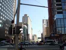 韓国昼の明洞2