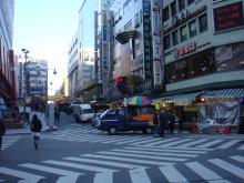 韓国昼の明洞4