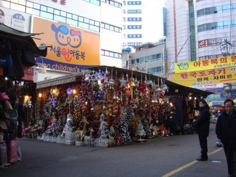 韓国南大門1