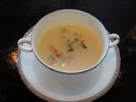 那古亭スープ