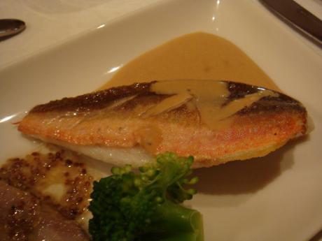 ラコンブ魚