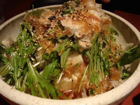囲みや豆腐サラダ2