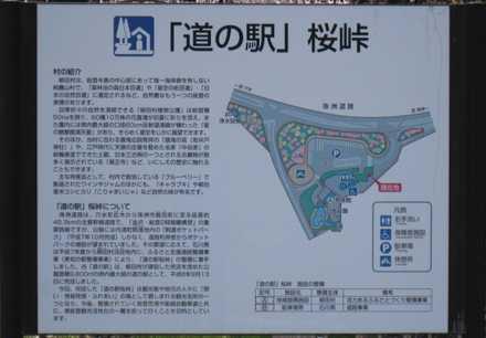 桜峠レイアウト