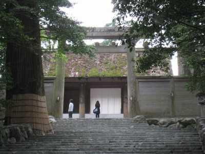 伊勢神宮 本宮2