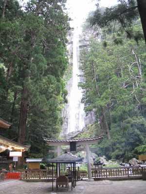 那智大滝風景2