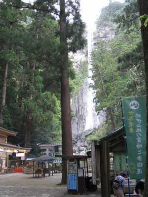 那智大滝風景1