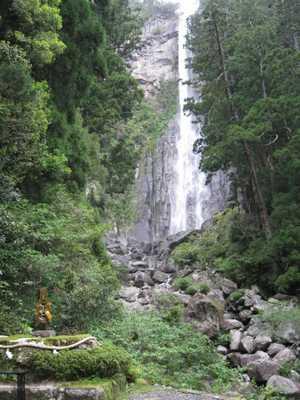これが那智大滝