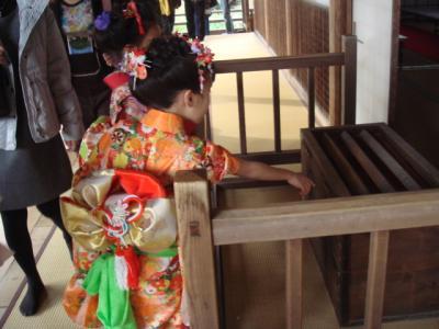 2009.11.29 天龍寺⑥ お賽銭投げ