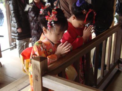 2009.11.29 天龍寺⑦ お願い事