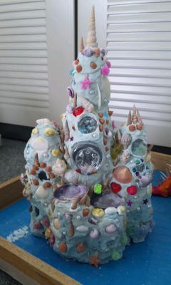 貝のお城1