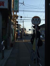 長谷駅下車
