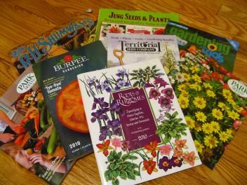 gardening brochure