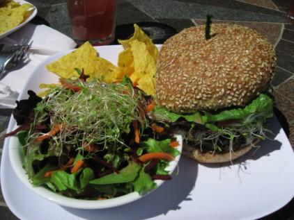 Lunch - super berger