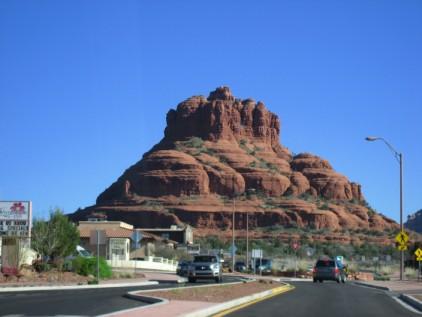 Bell Rock from street