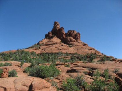 Bell Rock close up
