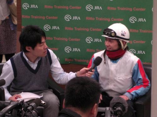 (4)渡辺騎手