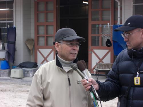 (5)池江郎調教師