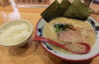 丼+半ライス