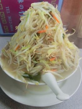 タンメン・大盛(780円) ※太麺