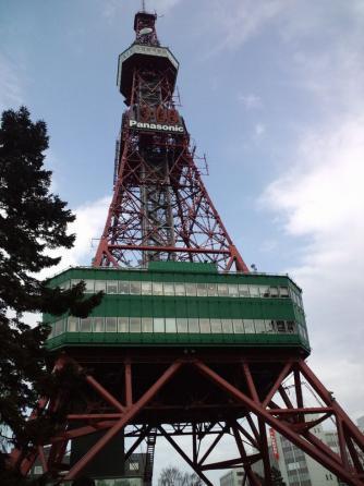 クリックで拡大 テレビ塔