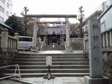 クリックで拡大 諏訪神社