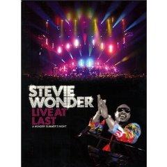 Stevie Wonder Live at Last