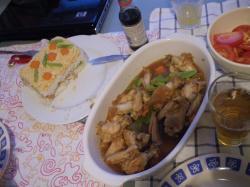 oshogatsu lunch