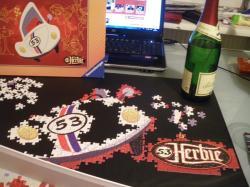 puzzle con sekt