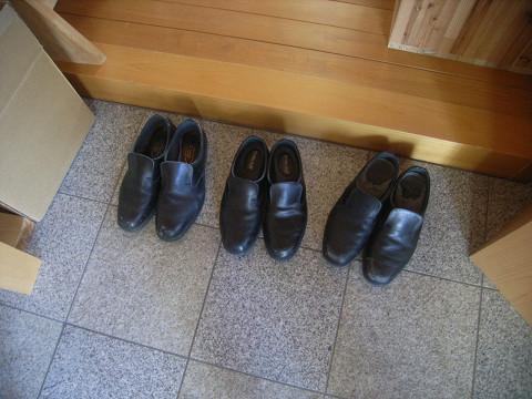 0096救急隊員の靴