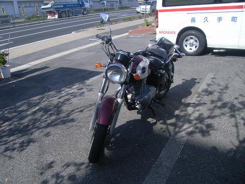 0098転倒バイク