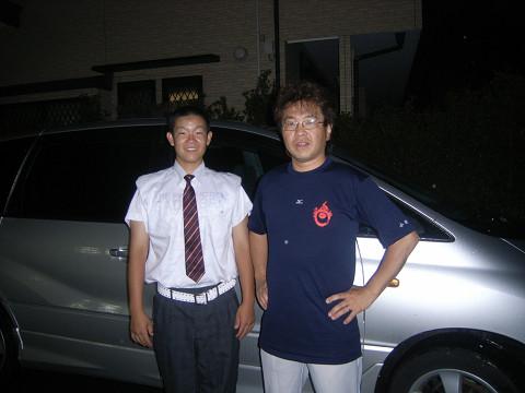 0123父と息子