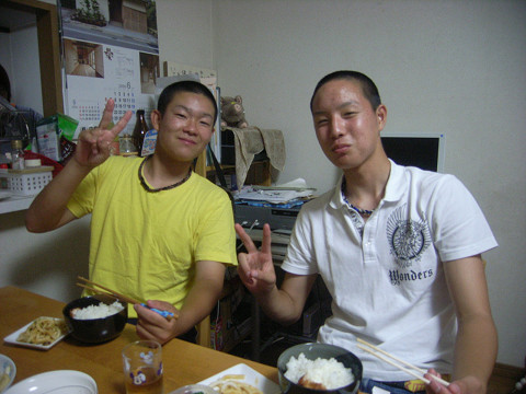 0124智輝と村田君