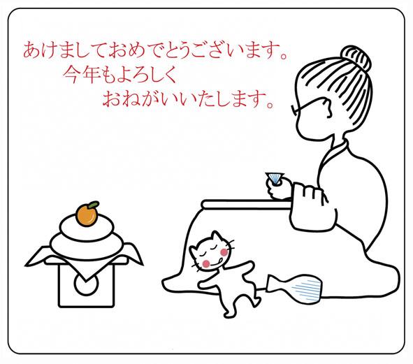 あけましてblog