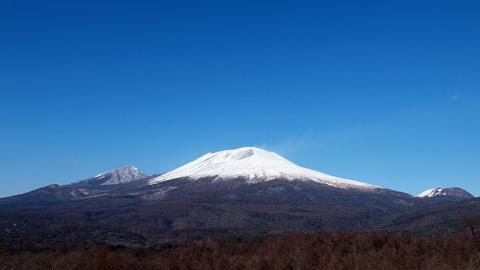 浅間山091206